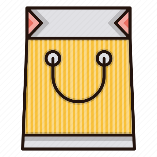 bag, business, commerce, shopping icon