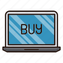 business, buy, commerce, online, shopping icon