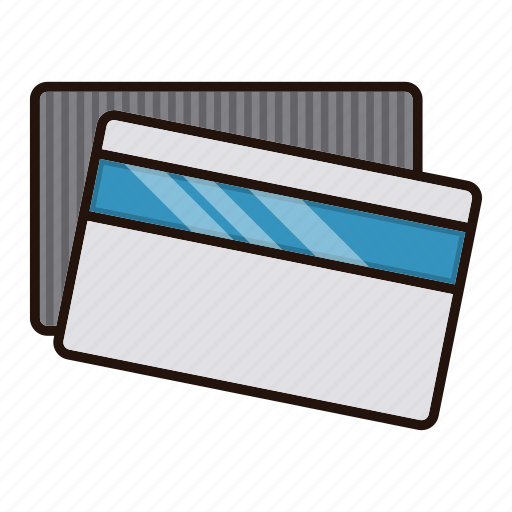 business, card, commerce, credit, plastic icon