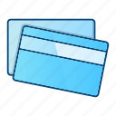 card, commerce, credit, payment, plastic icon