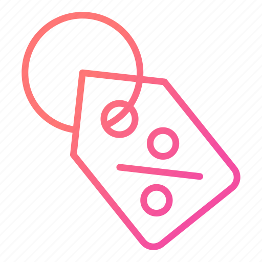 commerce, discount, label, price, sale, tag icon