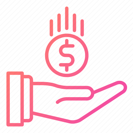 charity, commerce, credit, pay, payments icon