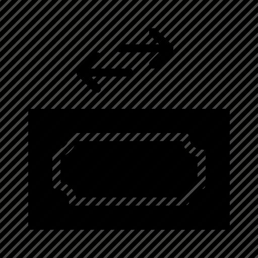 cash, change, commerce, interface, shop, ui, ux icon