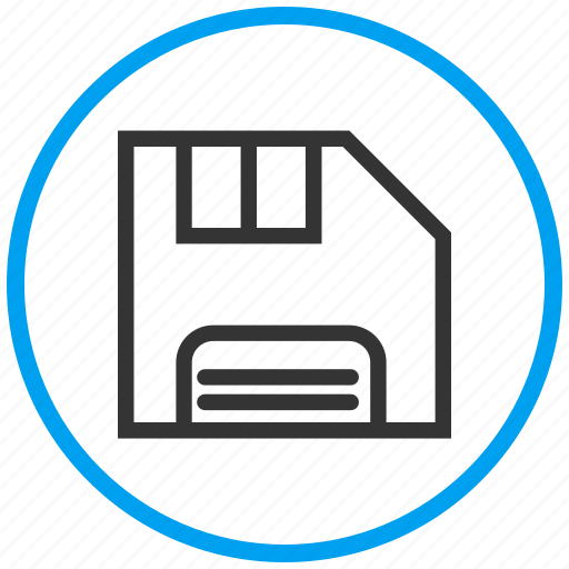 diskette, file save, floppy, save, save as, storage, tool icon