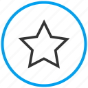 award, bookmark, favorite, premium, prize, rating, star icon