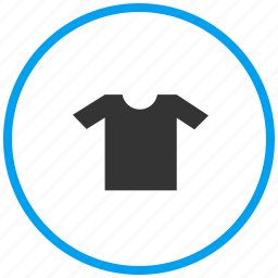 attire, cloth, dress, fashion, short sleeve shirt, t-shirt icon