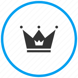 king, kingdom, premium, prince, princess crown, queen icon