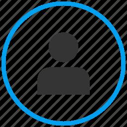 account, home, person, profile, user icon