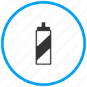 beverage, bottle, drink, drink bottle, mineral, water bottle icon