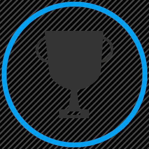 achievement, award, champion, prize, trophy, winner, winning cup icon