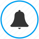 alarm, alert, bell, church bell, notification, remaindar, ring icon