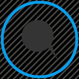 chat bubble, conversation, message, message bubble, talk icon