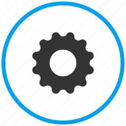configuration, gear, preferences, settings, setup, system, tools icon
