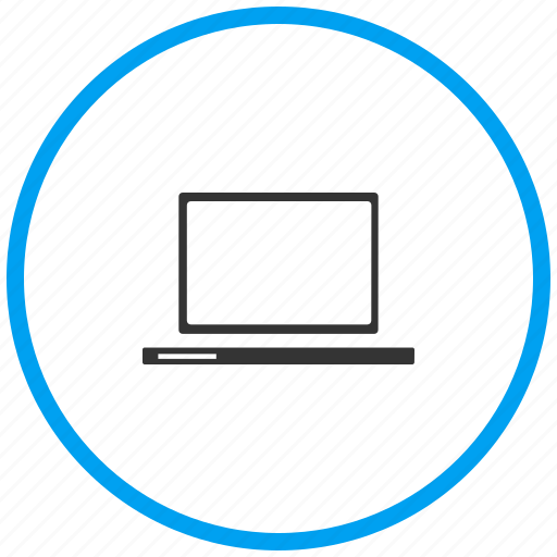 computer, device, laptop, lcd tv, monitor, pc icon