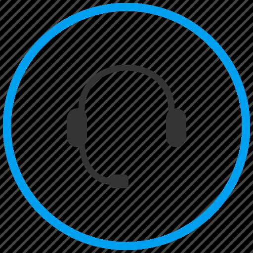 audio, customer support, electronics, head phones, headset, helpdesk, sound icon