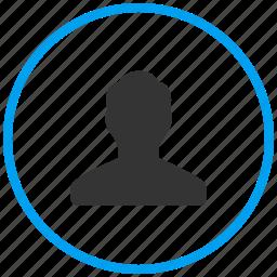 contact, man, people, profile, profile photo, user icon