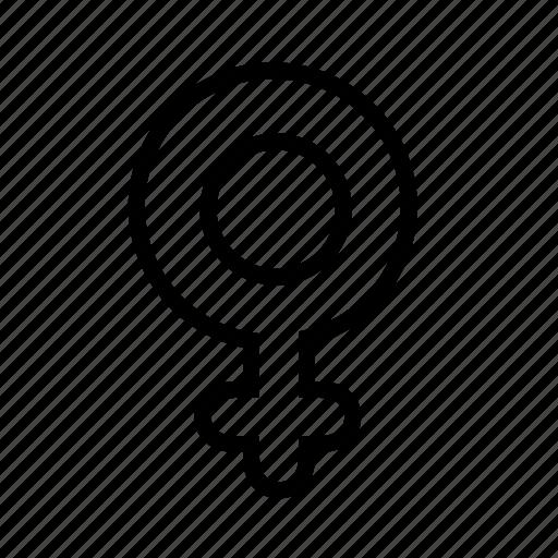 men, unisex, women icon