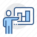 app, demo, demonstration, demonstrations, show, technology icon