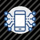 app, electronics, mobile, movable, nomadic, technology, transportable