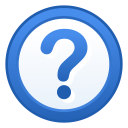 about, help, question icon