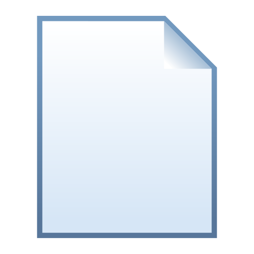 document, new, page, sheet icon
