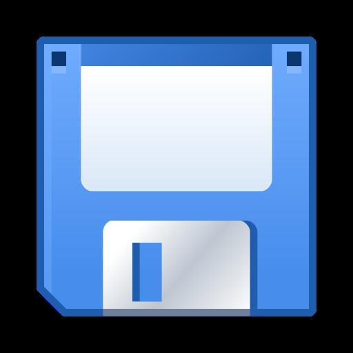 disk, floppy, save icon