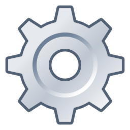 cog, gear, options, preferences, setting, settings, system icon