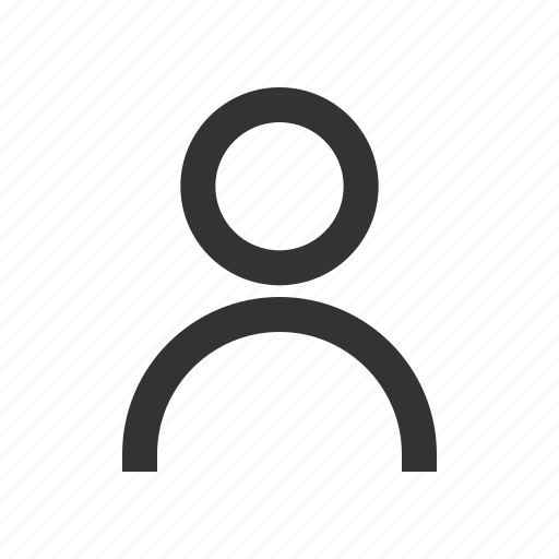 account, avatar, profile, user icon