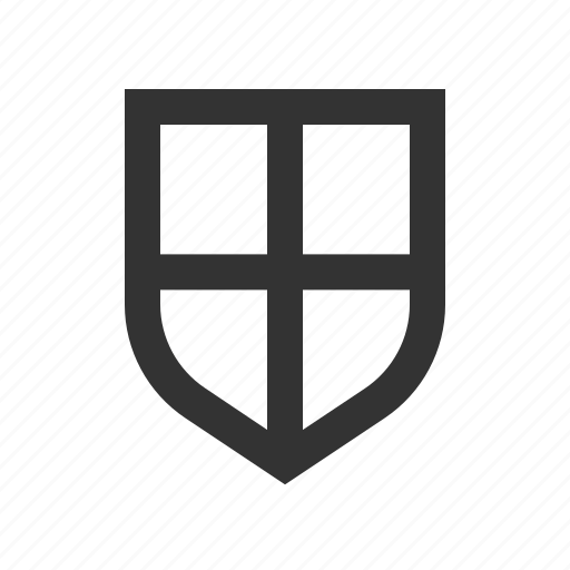 firewall, protection, security, shield icon