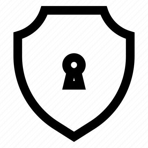 Lock, protection, safe, security, shield icon - Download on Iconfinder