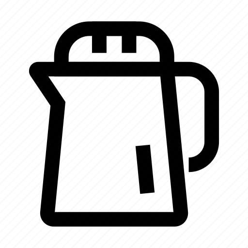 container, jar, jug, utensil, water icon