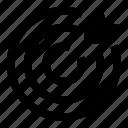 aim, goal, marketing, seo, target icon