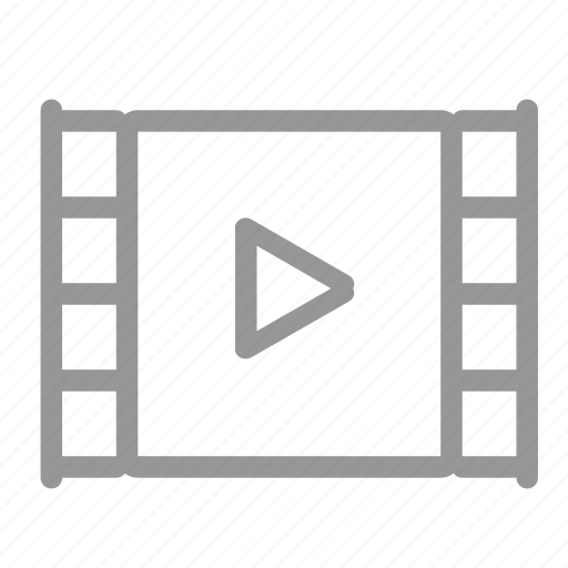 audio, film, mov, movie, movies, play, video icon