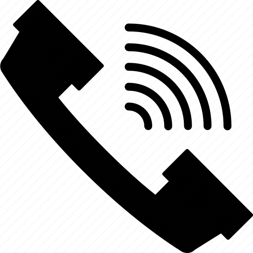 call, communication, phone, ring, volume icon