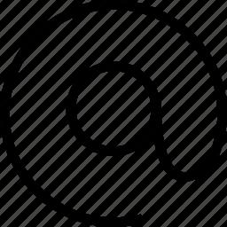 circle, connection, frame, profile, round icon