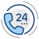assist, help, phone, support, contact, service, call icon
