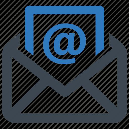 contact us, e-mail marketing, message icon