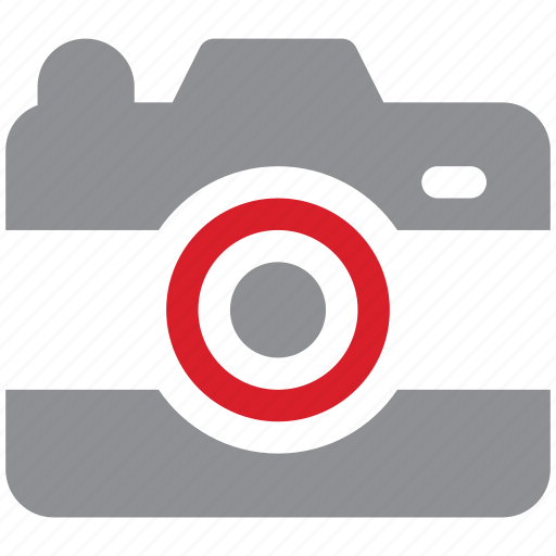 camera, digital, focus, photography icon