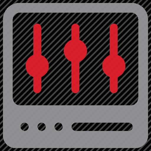 audio, control, music, sound, volume icon