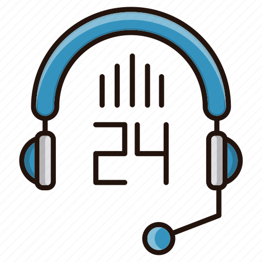 communication, contact us, headphone, support icon