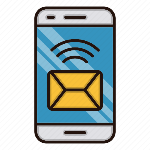 communication, contact us, mail, message icon