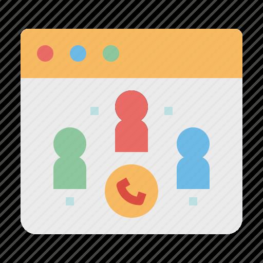chat, facebook, logo, medi, message, network, social icon