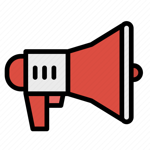 Advertising, communications, loud, marketing, megaphone, speaker icon - Download on Iconfinder