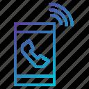 communications, conversation, elephone, phone, technology, telephone icon