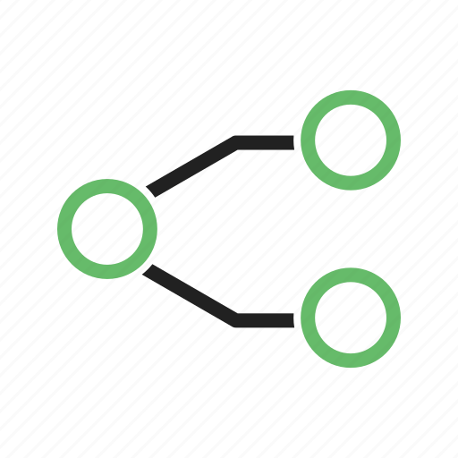 activity, connection, loading, network, round, spin, technology icon