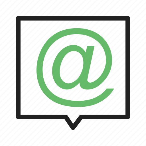 communication, inbox, letter, mail, newsletter, post, send icon