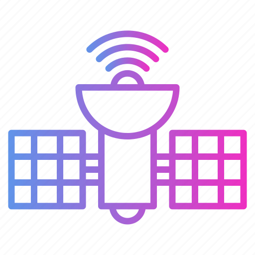 antenna, communication, satellite, signal, technology icon