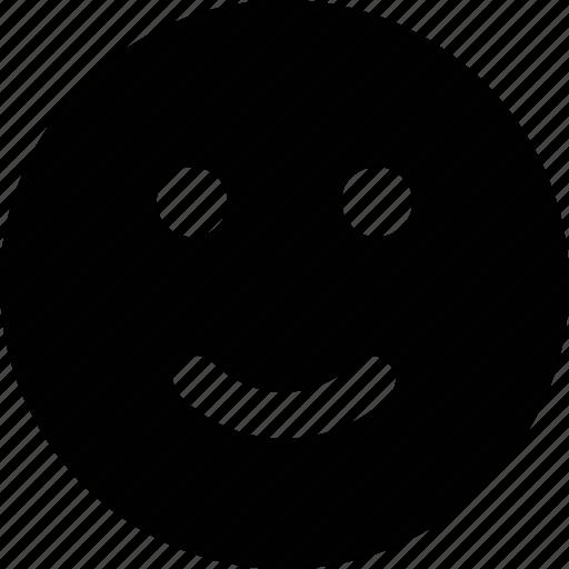 emoticon, expression, happy face, happy smiley, smile, smiley, smiley face icon