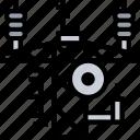 antenna, tower, radio, transmission, broadcast