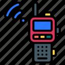 walkie talkie, device, technology, mobile, communication